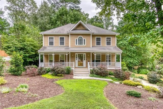 840 Woodmont Drive, Marietta, GA 30062 (MLS #6778153) :: Path & Post Real Estate