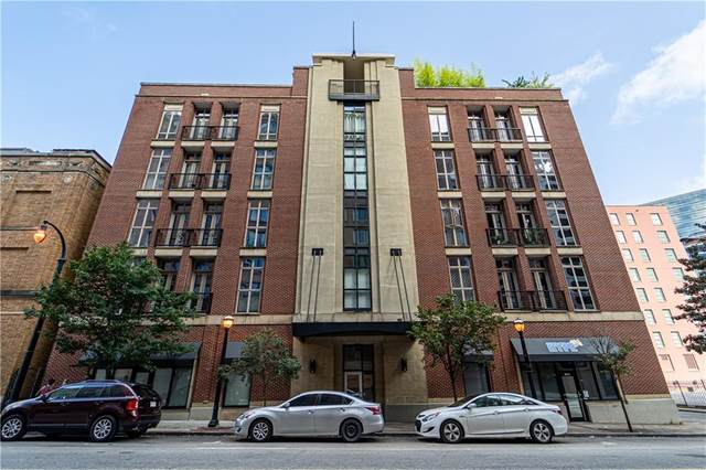 123 Luckie Street NW #2209, Atlanta, GA 30303 (MLS #6778160) :: 515 Life Real Estate Company