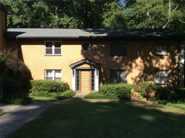 1010 Scott Boulevard C-6, Decatur, GA 30030 (MLS #6778179) :: RE/MAX Paramount Properties