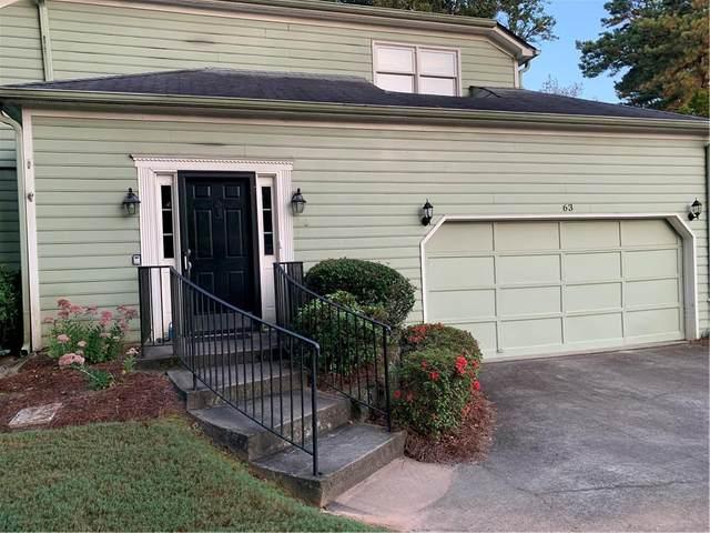 63 Jessica Place, Marietta, GA 30062 (MLS #6778192) :: North Atlanta Home Team