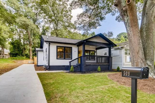 509 Holly Street NW, Atlanta, GA 30318 (MLS #6778196) :: Keller Williams Realty Cityside