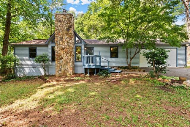 490 Victoria Road, Woodstock, GA 30189 (MLS #6778198) :: The Hinsons - Mike Hinson & Harriet Hinson