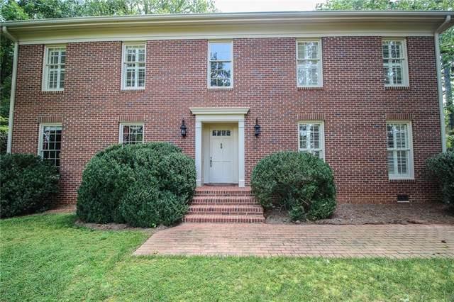 1276 Dixon Circle, Gainesville, GA 30501 (MLS #6778222) :: RE/MAX Prestige