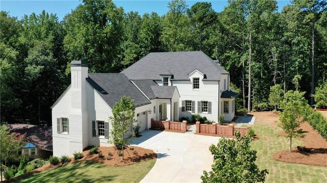 5210 Timber Trail S, Sandy Springs, GA 30342 (MLS #6778253) :: The Cowan Connection Team