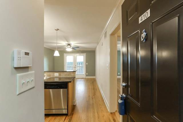 48 Peachtree Avenue NE #410, Atlanta, GA 30305 (MLS #6778266) :: The Butler/Swayne Team