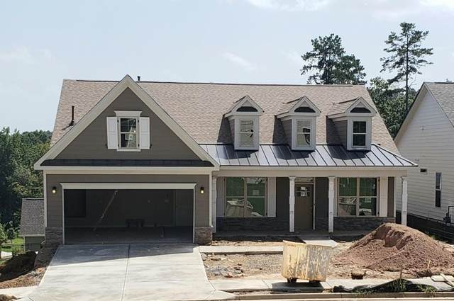 601 Canyon Overlook, Canton, GA 30114 (MLS #6778279) :: Keller Williams Realty Cityside