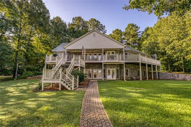 955 Jamesway Drive, Sparta, GA 31087 (MLS #6778369) :: The Hinsons - Mike Hinson & Harriet Hinson