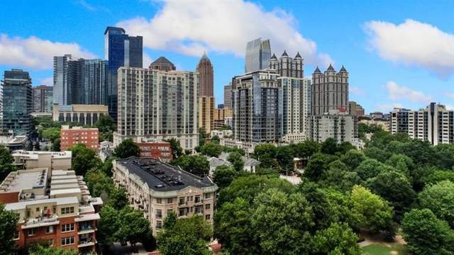1055 Piedmont Avenue #404, Atlanta, GA 30309 (MLS #6778378) :: Dillard and Company Realty Group