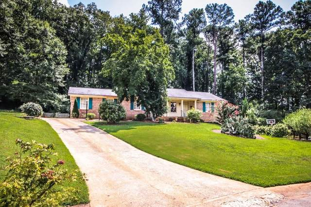 1050 Viscount Court, Avondale Estates, GA 30002 (MLS #6778399) :: Todd Lemoine Team