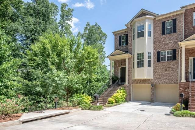 1917 Cherry Laurel Court, Atlanta, GA 30339 (MLS #6778414) :: Keller Williams