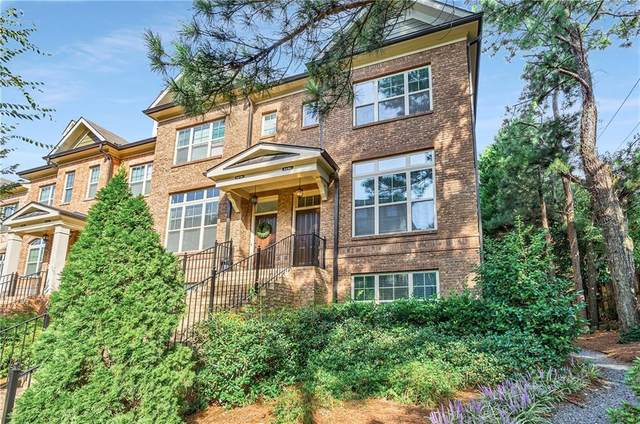 2254 Lavista Court NE, Atlanta, GA 30324 (MLS #6778415) :: Good Living Real Estate