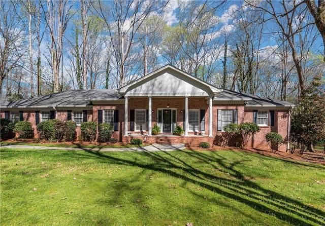 405 Link Road, Johns Creek, GA 30022 (MLS #6778444) :: Rock River Realty