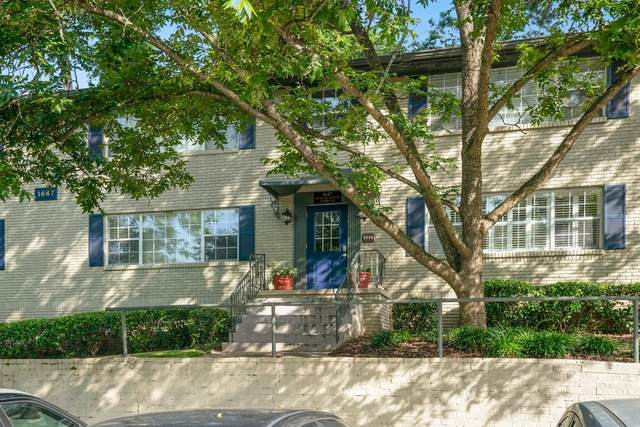 1647 Briarcliff Road NE #1, Atlanta, GA 30306 (MLS #6778468) :: Vicki Dyer Real Estate