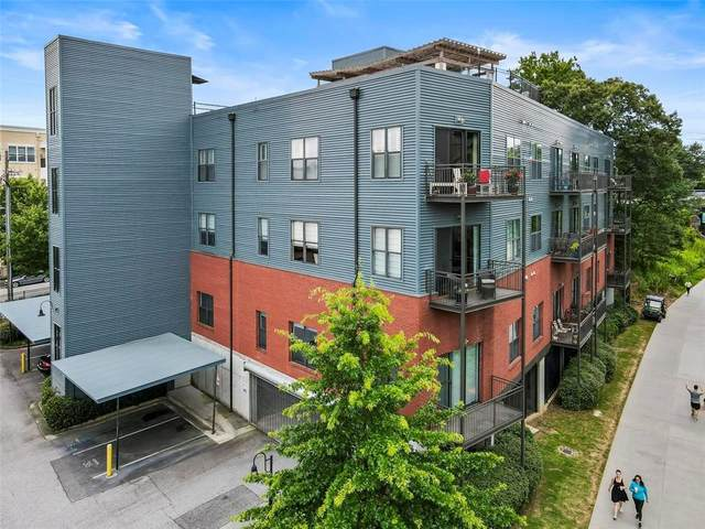 200 N Highland Avenue NE #104, Atlanta, GA 30307 (MLS #6778490) :: Vicki Dyer Real Estate