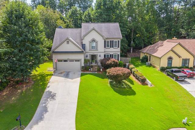 145 Rivershyre Circle, Lawrenceville, GA 30043 (MLS #6778504) :: North Atlanta Home Team
