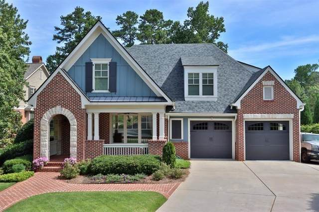 945 Village Greene NW, Marietta, GA 30064 (MLS #6778521) :: The Cowan Connection Team