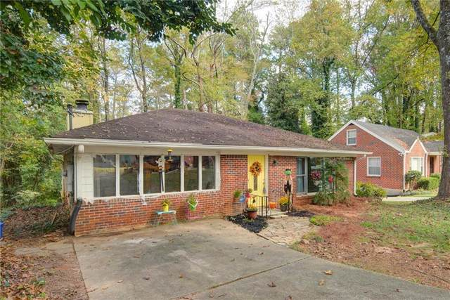 2576 Creekwood Terrace, Decatur, GA 30030 (MLS #6778532) :: Tonda Booker Real Estate Sales