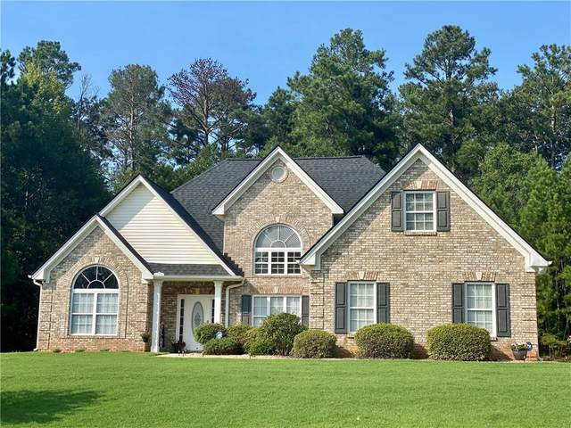1437 Cotton Trail Sw, Conyers, GA 30094 (MLS #6778541) :: Keller Williams