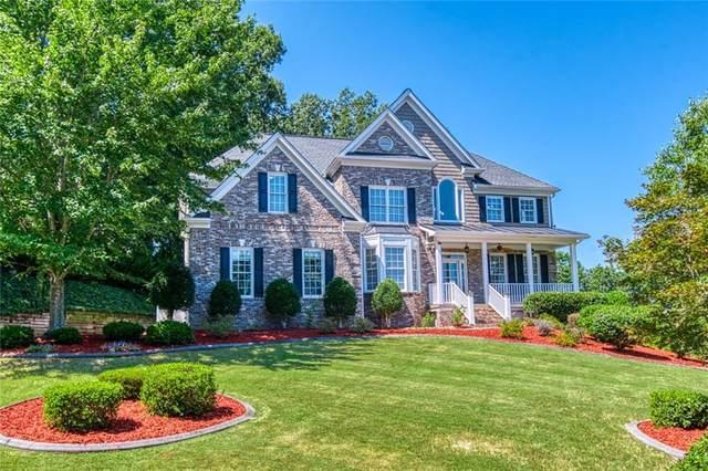 1120 Hickory Crest Lane, Cumming, GA 30041 (MLS #6778551) :: Tonda Booker Real Estate Sales