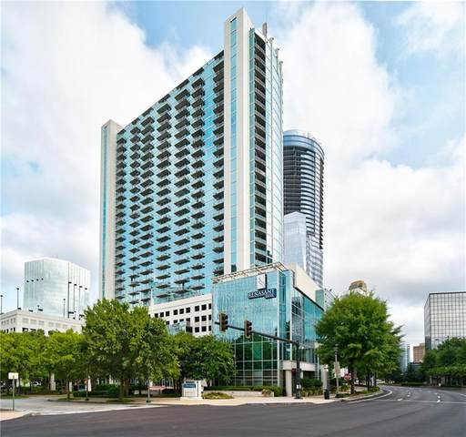 3324 Peachtree Road NE #2918, Atlanta, GA 30326 (MLS #6778596) :: The Butler/Swayne Team