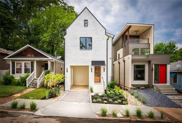 1456 Hardee Street NE, Atlanta, GA 30307 (MLS #6778603) :: Good Living Real Estate