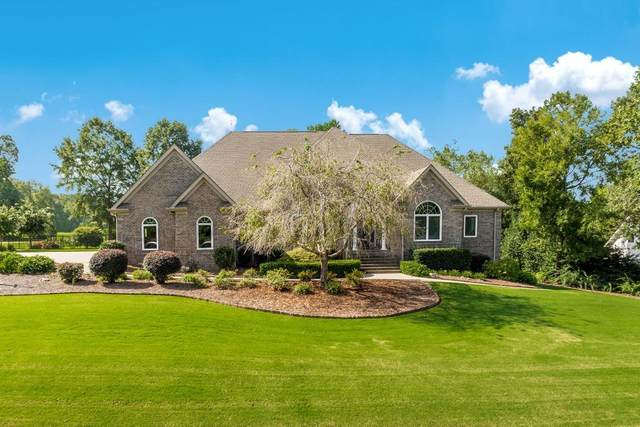 205 Equestrian Drive, Forsyth, GA 31029 (MLS #6778611) :: The Heyl Group at Keller Williams