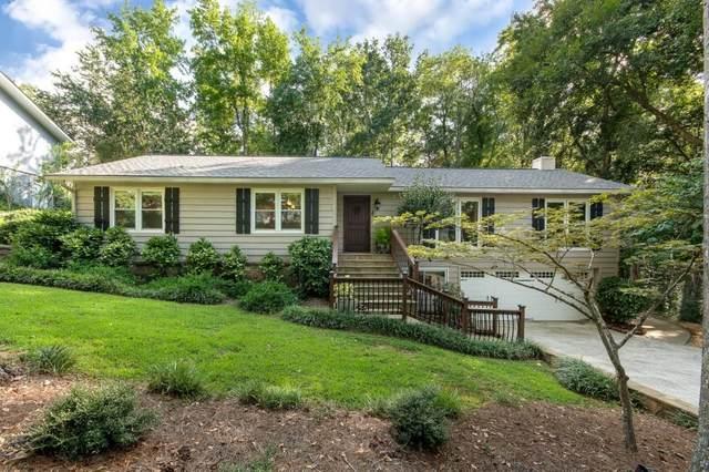 1841 Beaver Dam Lane, Marietta, GA 30062 (MLS #6778619) :: North Atlanta Home Team