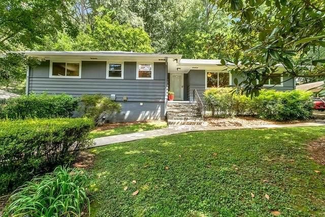863 Barton Woods Road NE, Atlanta, GA 30307 (MLS #6778627) :: North Atlanta Home Team