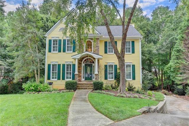 2490 Woodbrook Court, Lawrenceville, GA 30043 (MLS #6778674) :: The Cowan Connection Team