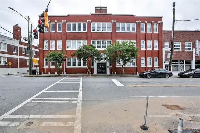 244 Peters Street SW #1, Atlanta, GA 30313 (MLS #6778680) :: North Atlanta Home Team
