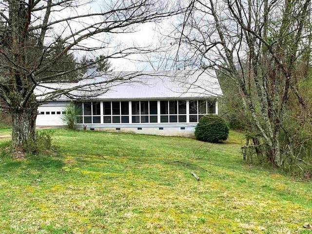 168 Tom Bleckley Lane, Clayton, GA 30525 (MLS #6778685) :: Rock River Realty