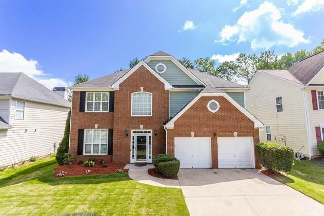 3606 Bancroft Main NW, Kennesaw, GA 30144 (MLS #6778690) :: RE/MAX Prestige