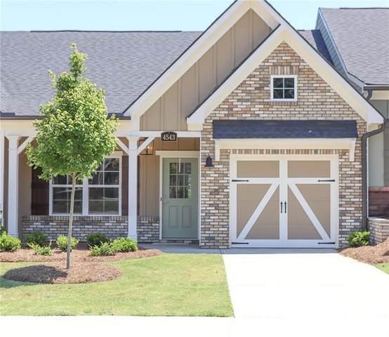 4543 Rutledge Drive #75, Oakwood, GA 30566 (MLS #6778705) :: Todd Lemoine Team
