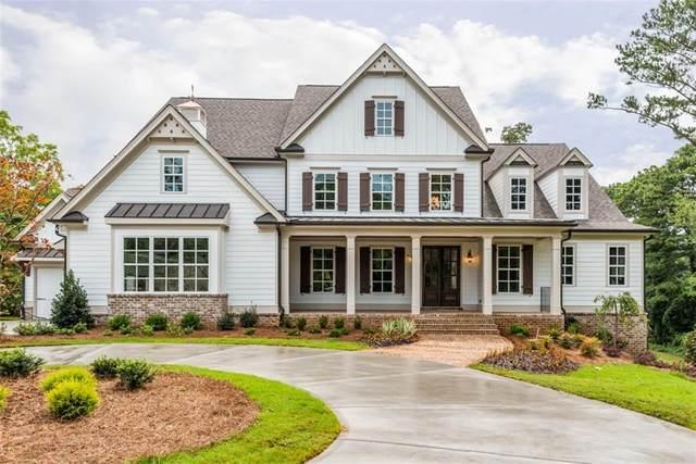 4045 Haven Terrace, Milton, GA 30004 (MLS #6778713) :: North Atlanta Home Team
