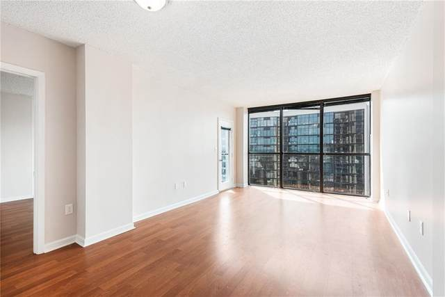 1280 W Peachtree Street NW #3009, Atlanta, GA 30309 (MLS #6778724) :: North Atlanta Home Team