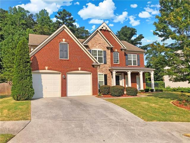 3082 Kensington Court SW, Atlanta, GA 30331 (MLS #6778727) :: The Heyl Group at Keller Williams