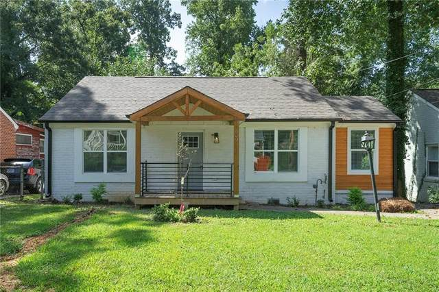 1650 Derry Avenue SW, Atlanta, GA 30310 (MLS #6778750) :: KELLY+CO