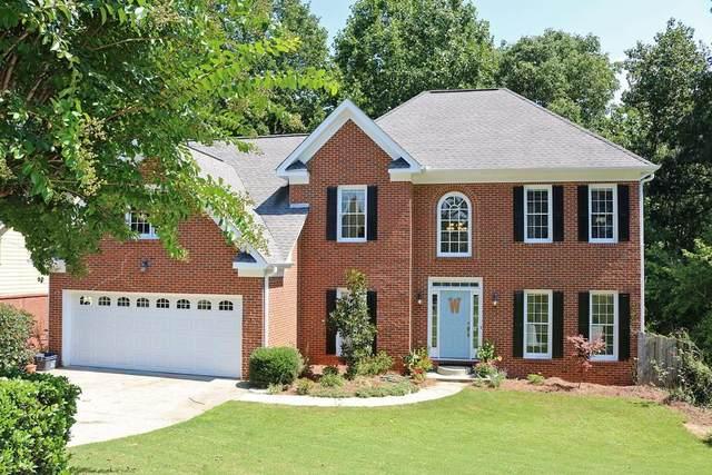 5030 Huntshire Lane SW, Lilburn, GA 30047 (MLS #6778755) :: North Atlanta Home Team