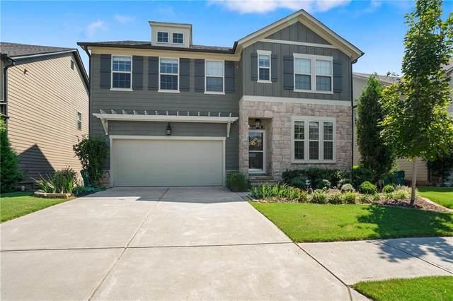542 Lost Creek Drive, Woodstock, GA 30188 (MLS #6778790) :: Vicki Dyer Real Estate