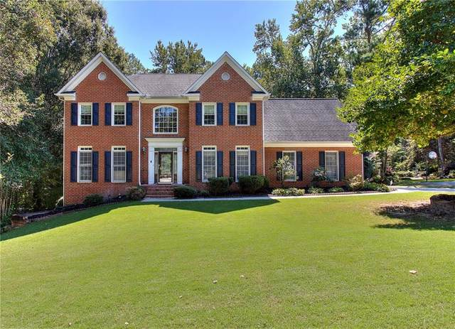 2120 Milfield Circle, Snellville, GA 30078 (MLS #6778820) :: The Cowan Connection Team