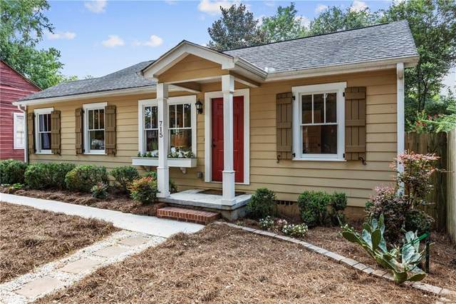 715 Schuyler Avenue SE, Atlanta, GA 30312 (MLS #6778860) :: North Atlanta Home Team