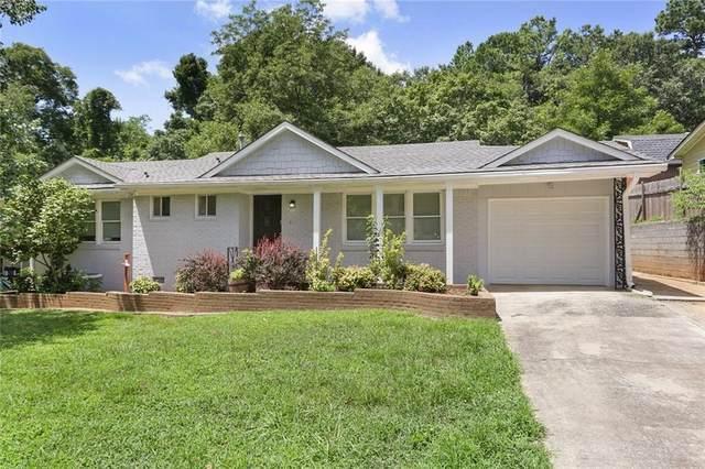 2634 Birch Street SE, Smyrna, GA 30080 (MLS #6778869) :: RE/MAX Prestige