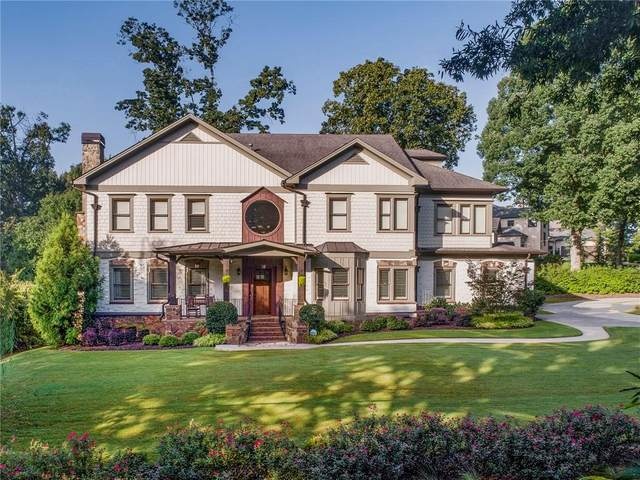 5302 Harris Circle, Dunwoody, GA 30338 (MLS #6778899) :: Tonda Booker Real Estate Sales