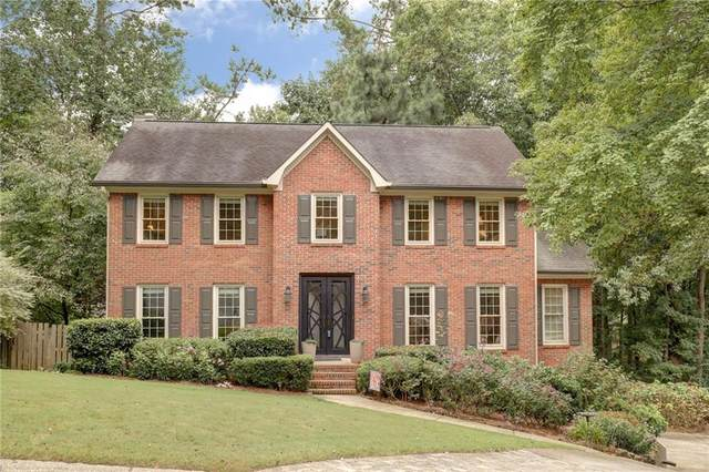 1800 Milford Creek Overlook SW, Marietta, GA 30008 (MLS #6778939) :: Path & Post Real Estate