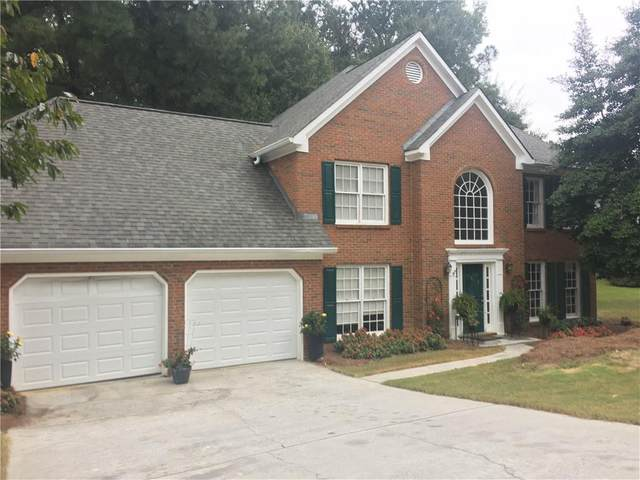 1379 Wynford Gate SW, Marietta, GA 30064 (MLS #6778970) :: North Atlanta Home Team
