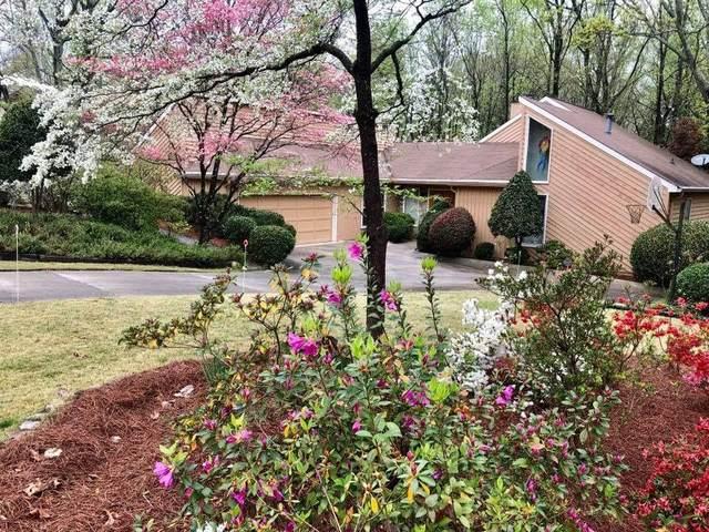 515 Mount Washington Lane, Alpharetta, GA 30022 (MLS #6778993) :: Keller Williams