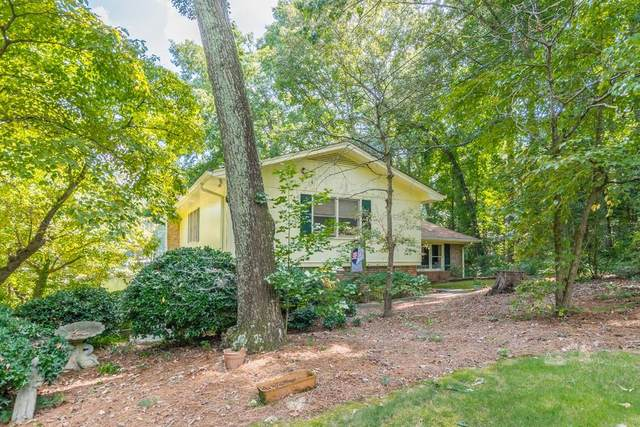 2151 Shawnee Trail, Douglasville, GA 30135 (MLS #6778994) :: North Atlanta Home Team