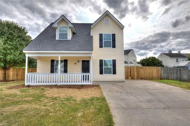 15 Benfield Circle, Cartersville, GA 30121 (MLS #6779026) :: The Butler/Swayne Team