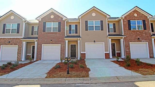 6907 Rogers Point #134, Lithonia, GA 30058 (MLS #6779035) :: Compass Georgia LLC