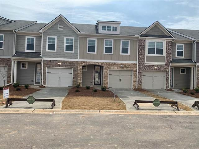 5193 Madeline Place #1002, Stone Mountain, GA 30083 (MLS #6779052) :: The Hinsons - Mike Hinson & Harriet Hinson